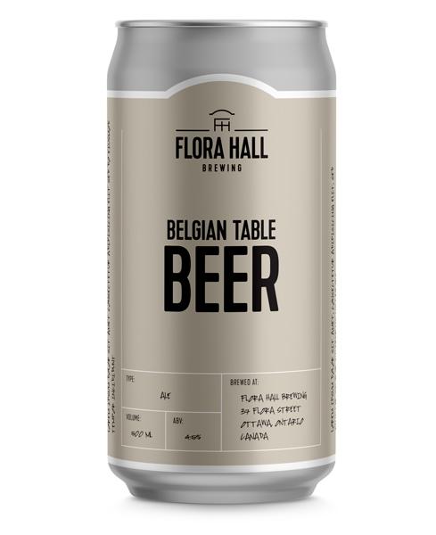 Belgian Table Beer