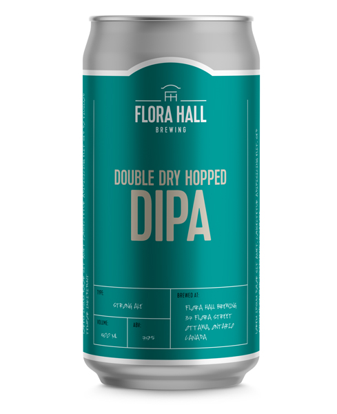Double Dry Hopped DIPA