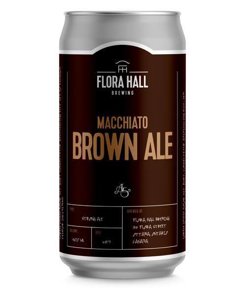 Macchiato Brown Ale