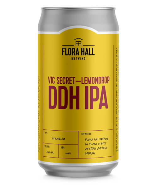 Vic Secret-Lemondrop DDH IPA
