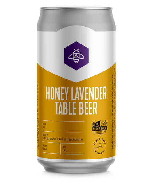 Honey Lavender Table Beer